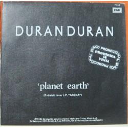 Duran Duran - Planet Earth. Promo