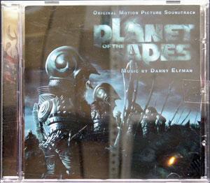 El Planeta de los Simios - Danny Elfman