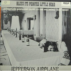 Jefferson Airplane - Bless Its Pointed Litle Head.