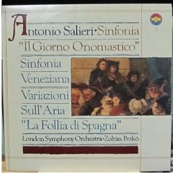 """Antonio Salieri - Sinfonia """"Il Giorno Onomastico"""""""