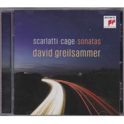 Scarlatti & Cage - Sonatas - David Greilsammer