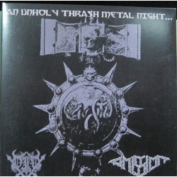 Old, Omission - An Unholy Thrash Metal Night.