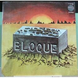 Bloque - Doble Portada Con Las Letras