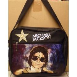 Bolso Bandolera - Michael Jackson - Mediana Blanca