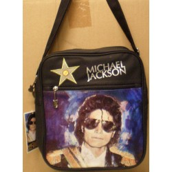 Bolso Bandolera - Michael Jackson - Pequeña Blanca