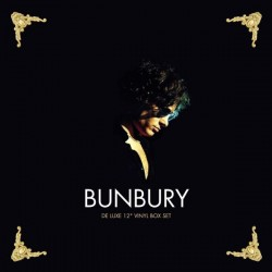 "Enrique Bunbury - De Luxe 12"" Vinyl Box Set"