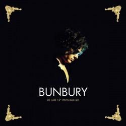 "Enrique Bunbury - De Luxe 12"" Vinyl Box Set"