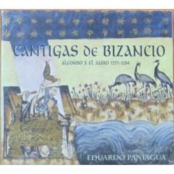 Eduardo Paniagua -Cantigas De Bizancio
