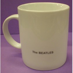 Taza Beatles - The White Album
