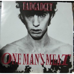 Fad Gadget - One Man´s Meaz.