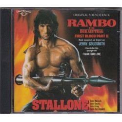 Rambo - First Blood Part II - Jerry Goldsmith