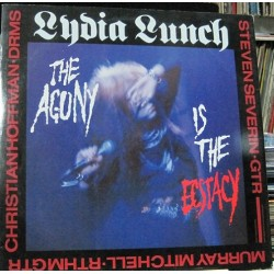 Lydia Lunch - Birthday Party ‎– Drunk On The Pope's Blood.