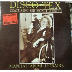 Disco tex and His Sex o Lettes - Manhattan Millionaire.