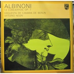 Albinoni - 12 Conciertos, OP . 7