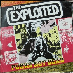 Exploited - Punks Not Dead.