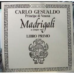 Carlo Gesualdo - Madrigali a Cinque Voci.
