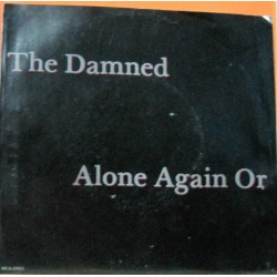 Damned,The - Alone Again Or.
