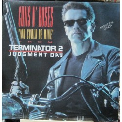 Guns N¨Roses - You Could Be Mine - Terminator 2