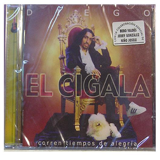 Cigala, El - Corren Tiempos De Alegría