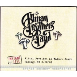 Allman Brothers Band - Alltel Pavilion at Walnut Creek