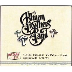 Allman Brothers Band - Alltel Pavilion at Walnut Creek
