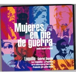 Mujeres en Pie de Guerra - Banda Sonora Original