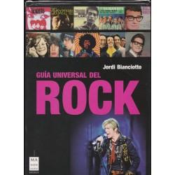 Guía Universal del Rock - Jordi Bianciotto - 3 Volúmenes