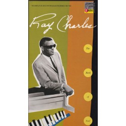 Ray Charles - The Birth Of Soul - The Complete Atlantic Rhythm & Blues Recordings 1952-1959