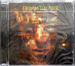 Dream Theater - Scenes From a Memory.