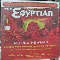 Alfred Newman - The Egyptian