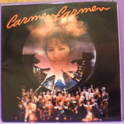 Carmen Carmen - Concha Velasco - Doble LP con carpeta desplegable - 1989