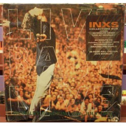 INXS - Live Baby Live - Collectors Box (UK)
