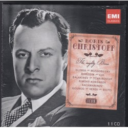 Boris Christoff: The Mighty Boris
