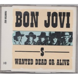 Bon Jovi - Wanted Dead Or Alive.