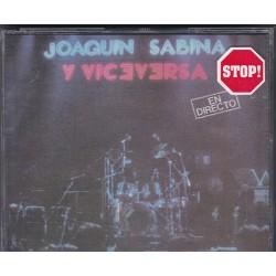 Joaquín Sabina y Viceversa (en directo)