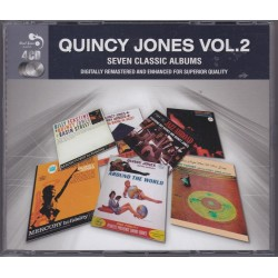 Quincy Jones - Quincy Jones Vol. 2 Seven Classic Albums