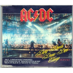 AC/DC - Dirty Deeds Done Dirt Cheap (Live )