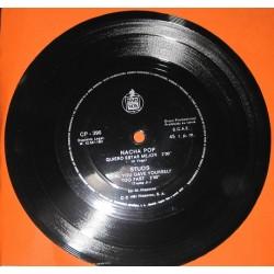Nacha Pop - Studs. Flexi Disc Promocional.