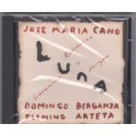 Jose Maria Cano - Luna, (Romances, canciones y danzas)