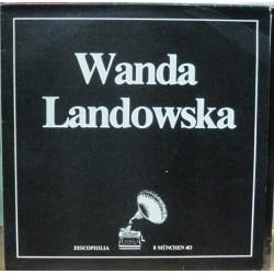 Wanda Landowska - Vol 1
