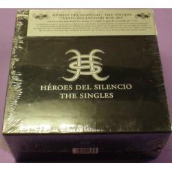 Heroes Del Silencio - The Singles