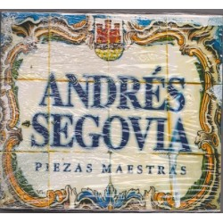 Andres Segovia - Piezas Maestras
