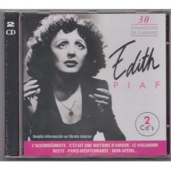 Edith Piaf - 30 Chansons De Cabaret