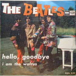 Beatles, the - Hello Goodbye.