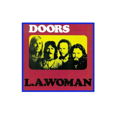 Doors, the - L.A. Woman