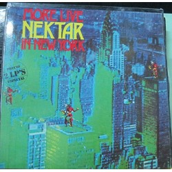 Nektar - More Live In New York.