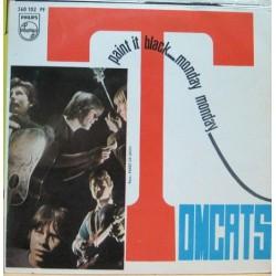 Tomcats - Paint It Black / Monday Monday