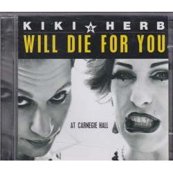 Kiki & Herb Will Die For You - At Carnegie Hall