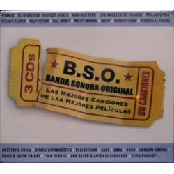 B.S.O. Las Mejores Canciones de las Mejores Películas