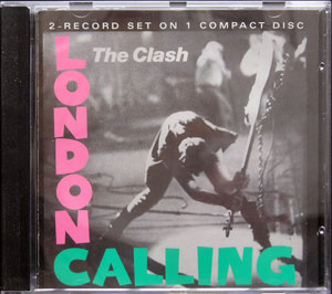 Clash,The - London Calling